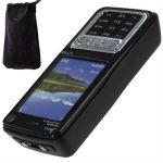 Black 1 Million Volt Cellphone Stun Gun