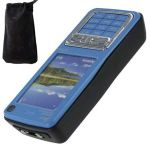 Blue 1 Million Volt Cellphone Stun Gun