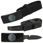 Celtic Knot Belt Buckle Knife