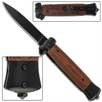 Old Hickory Tactical Spring Assisted Knife