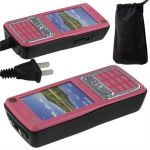 Pink 1 Million Volt Cellphone Stun Gun
