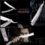 Sweeney Todd Demon Barber Straight Razor