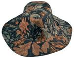 Forest Camo SAFARI Hat
